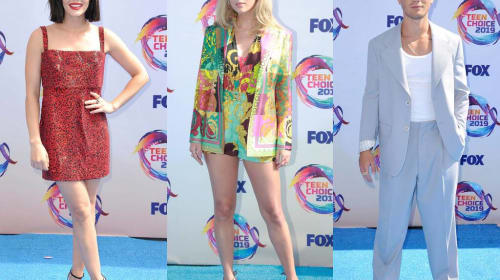 Best Looks from the Teen Choice Awards