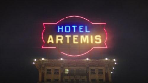 'Hotel Artemis'