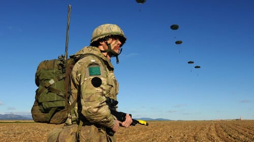 Are Airborne Forces Fundamentally Flawed as an Instrument of Strategy?