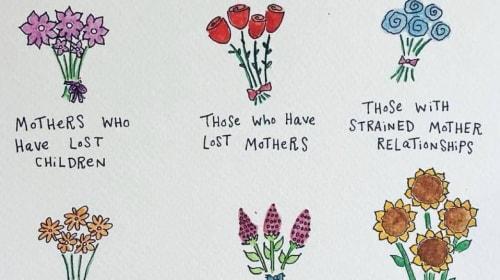 Appreciate Your Mom Figure ❤️❤️❤️