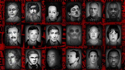 Creepiest Books About Serial Killers