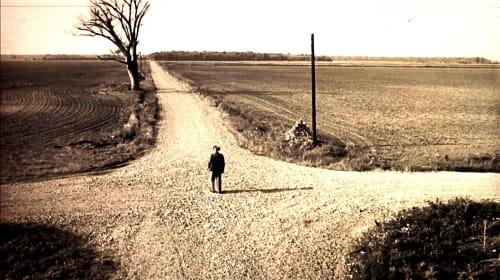 Walking Down the Crossroads