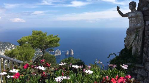 Capri: A Naughty Dash to Italy's Finest Island