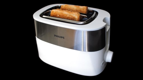 Philips HD2515/00 Toaster Review