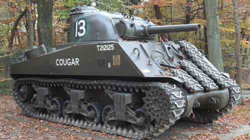 In Defence of the Tank # 4: WW2 - Part 1