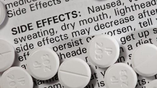 Depression: Side Effects and Relapses