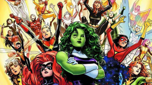 6 Female Characters We Should See Soon in the Marvel Cinematic Universe
