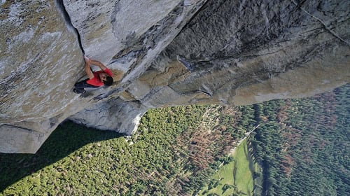 'Free Solo' Is One of the Most Jaw-Dropping Thrillers I've Seen in Years
