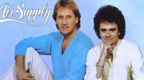 Air Supply How the Music Began