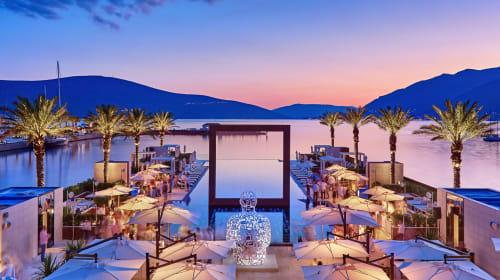 When Paradise Is Underrated: An Insight Into Montenegro's Most Luxurious Marina