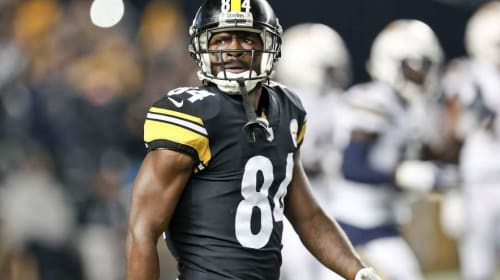 Antonio Brown Bids Farewell
