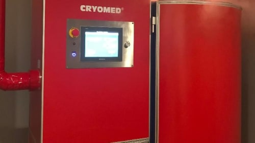 The Best Kind of Freeze: Cryotherapy