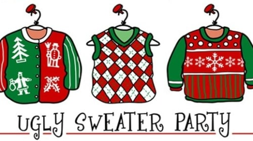 Ready for an Ugly Sweater Party!