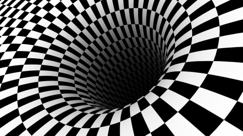 Black and White Hole