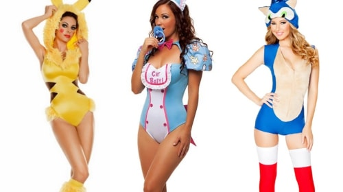 13 Horrible Sexy Halloween Costume Ideas for 2019