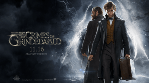'Fantastic Beasts: Crimes of Grindelwald' - A Movie Review