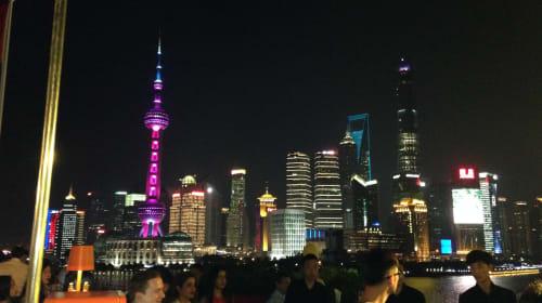 Blackman In Shanghai