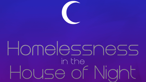 Homelessness in the 'House of Night' Series