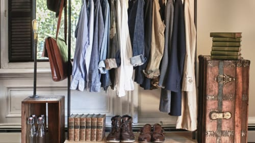 The Purging of the Wardrobe