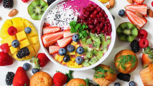 How Eating Healthy Can Make Us Happy