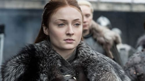 Sansa Stark (and Sophie): My Queen Forever