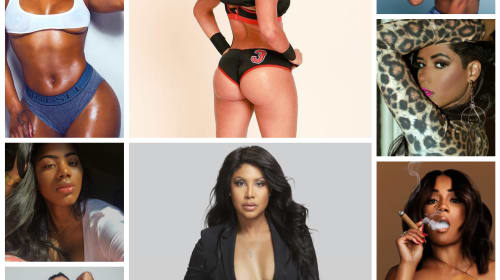 100 Sexiest Women of the Decade
