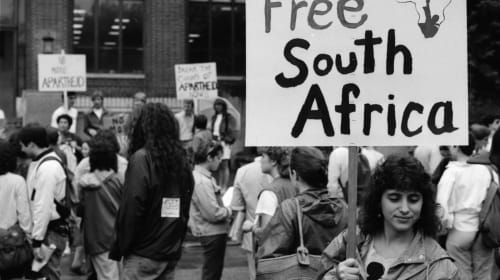 The End of Apartheid in South Africa and Its Implications