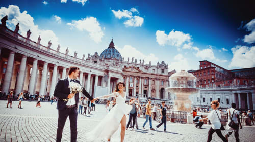 A Newbie's Guide to Planning a Destination Wedding