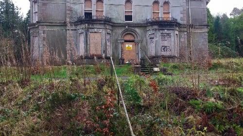 5 Derelict Mansions of Northern Ireland