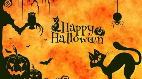 Halloween Horror Frights!