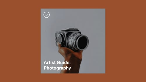 Vocal Verified—Artist Guide: Photography