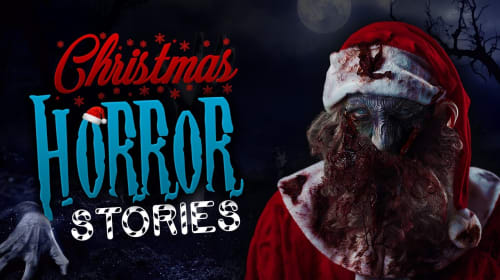 Ghosts of Christmas Present: 5 Chilling Tales to Keep You Up This Christmas. Pt 1