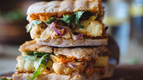 Super Delicious Vegan Sandwiches for Fall
