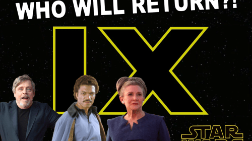 Who Will Be Returning in 'Star Wars: Episode IX'?