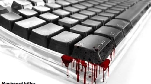Keyboard Killer  (Chapter 3)