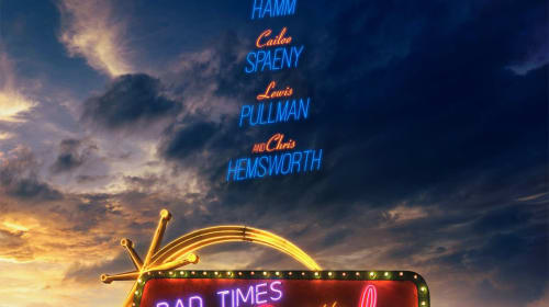 'Bad Times at the El Royale' A Review