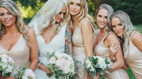 What NOT to Wear at Your Girlfriend's Wedding Party