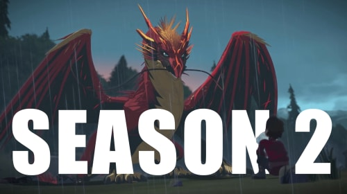 'The Dragon Prince' Season 2: There Are Dragons Now!