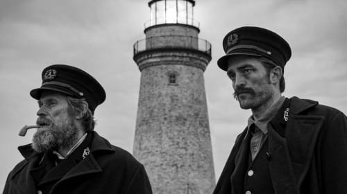 'The Witch' Director Returns to Drive Willem Dafoe and Robert Pattinson Crazy in 'The Lighthouse'