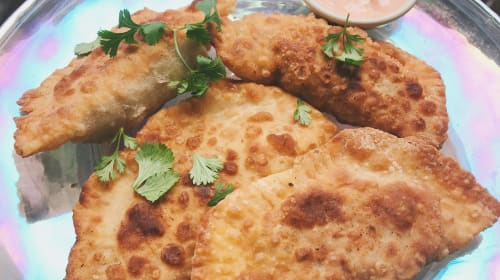 Vegan Puerto Rican Pastelillos Recipe