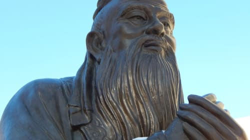 Confucius Says It's Time To Change