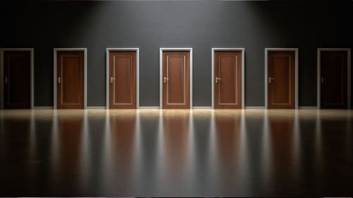 Open-Mindedness Opens Life's Doorways