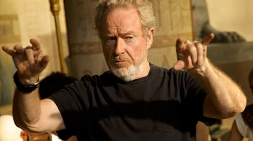 Ridley Scott Is Preparing for a New Sci-Fi Saga Partnership with Disney