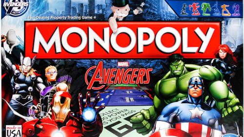 Best Superhero Board Games Ever Made