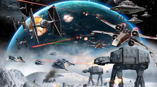 Coolest 'Star Wars' Spaceships