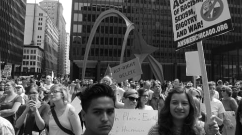 Solidarity Against White Supremacy 8/27/17