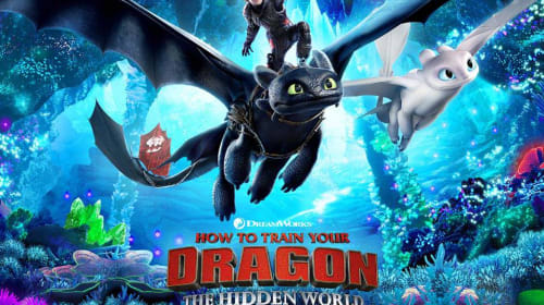 'How to Train Your Dragon 3: The Hidden World'—A Movie Review