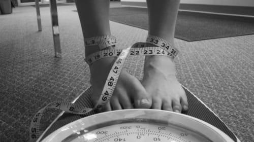 POV: Anorexia Nervosa