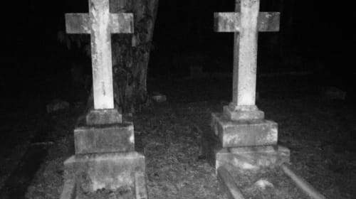 Heart in the Cemetery