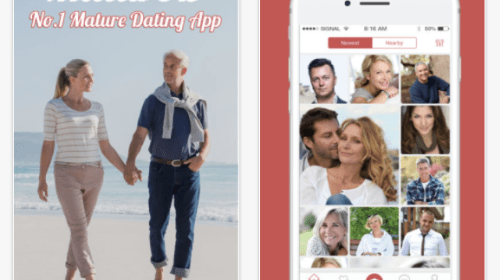 Finally There Is a Tinder for Mature Dating Over 40